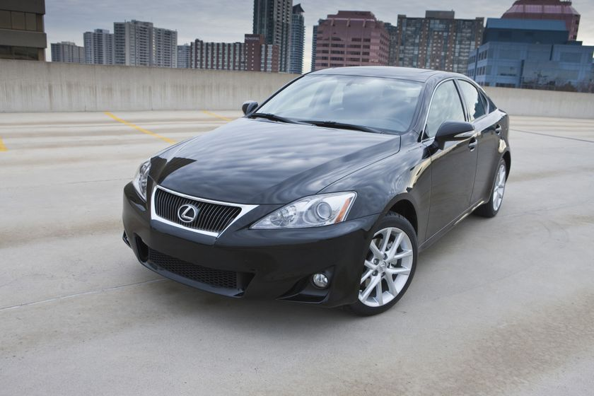 2012 Lexus IS 250 AWD 24