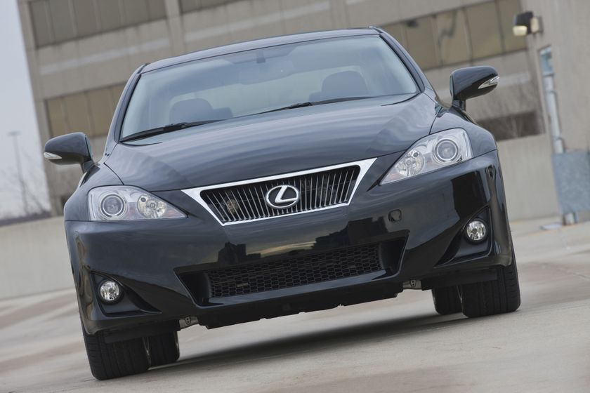 2012 Lexus IS 250 AWD 23