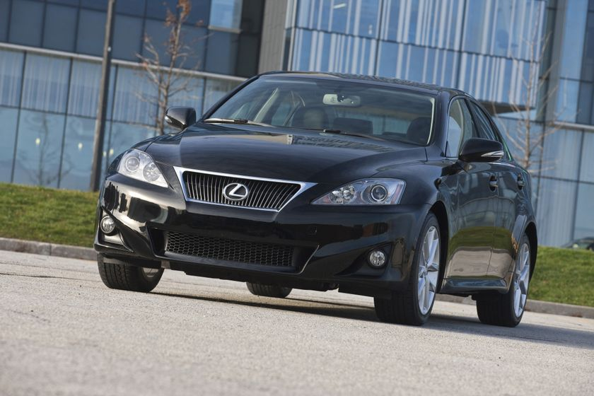 2012 Lexus IS 250 AWD 19