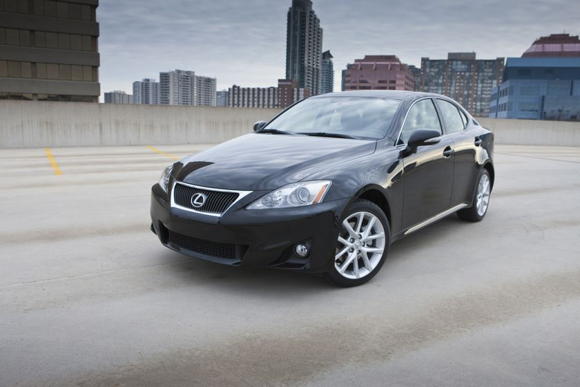 2012 Lexus IS 250 AWD 17