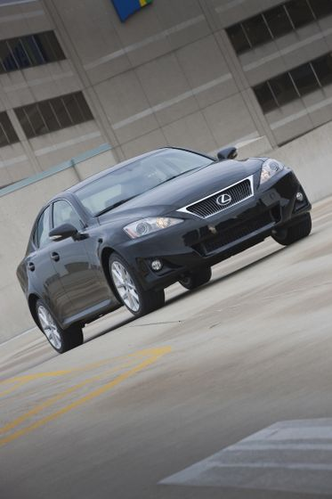 2012 Lexus IS 250 AWD 12