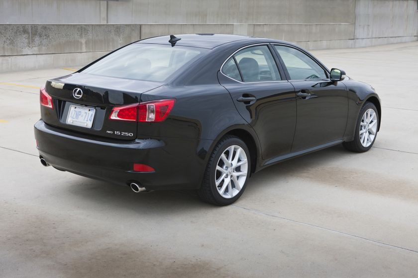 2012 Lexus IS 250 AWD 04