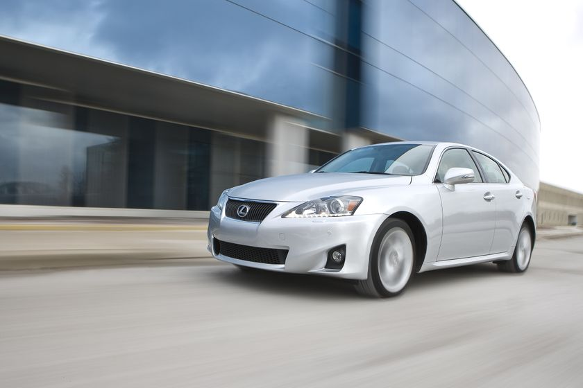 2012 Lexus IS 350 AWD 01