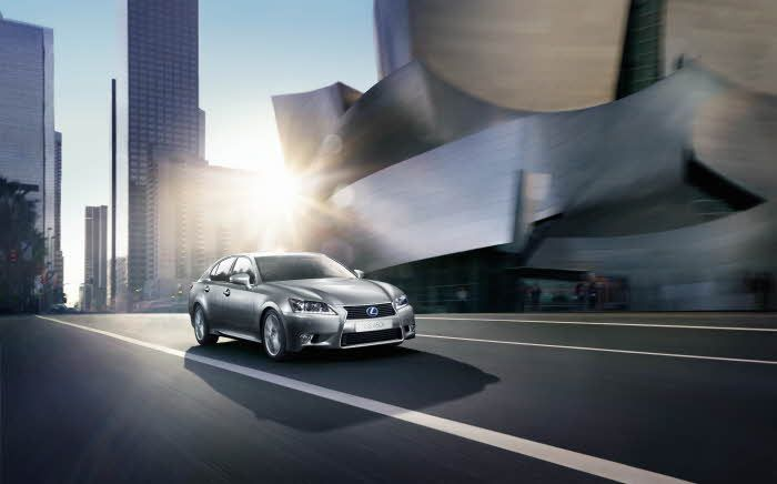 Lexus GS 450h 2