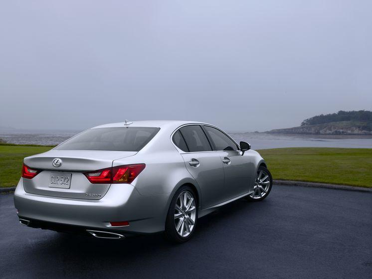 2013 Lexus GS 350 001