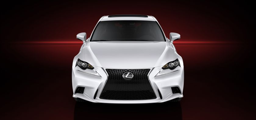 24 2014 IS WP Exterior O F SPORT 20130115