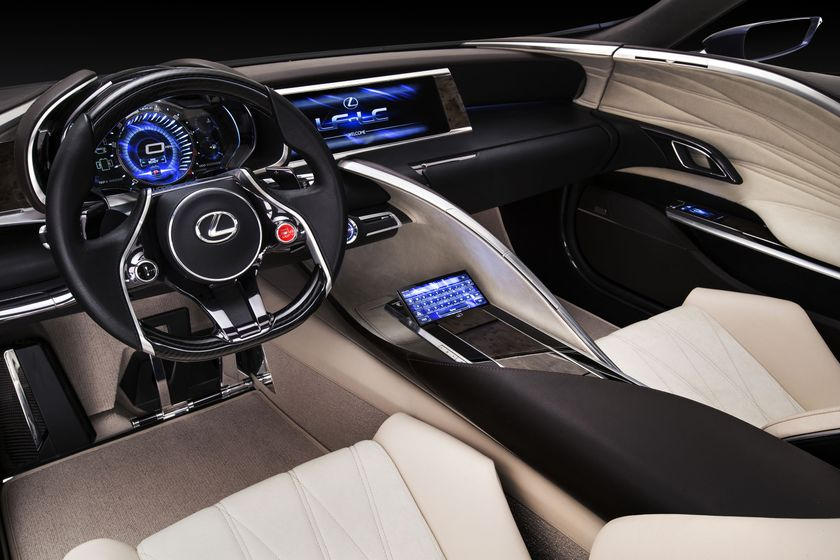 Lexus LF LC Blue 014