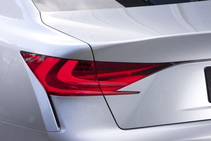 Lexus LF-Gh Concept teaser 001