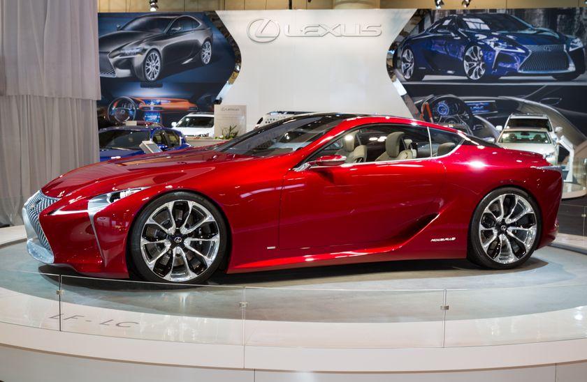 Lexus LF-LC - Auto Show 001
