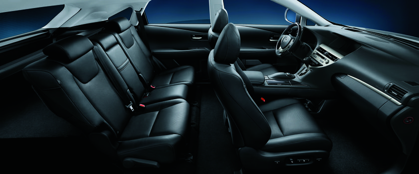 2013 Lexus RX Interior 002
