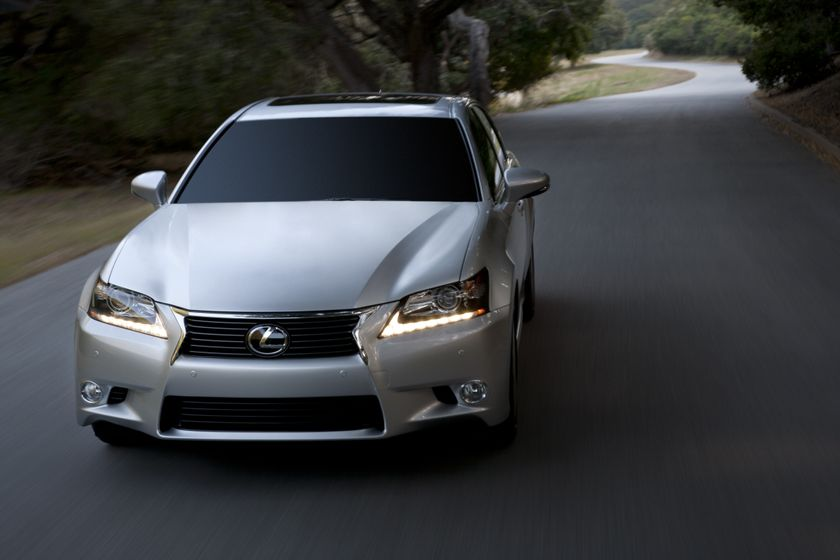 2013 Lexus GS 350 009