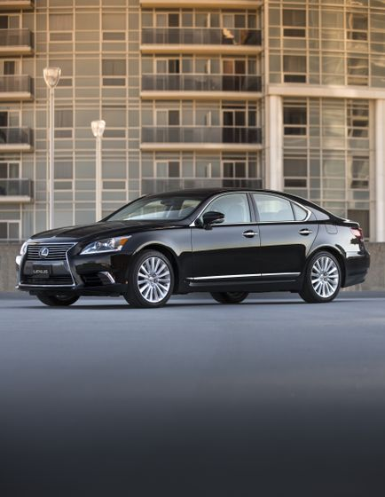 2013 Lexus LS460 3