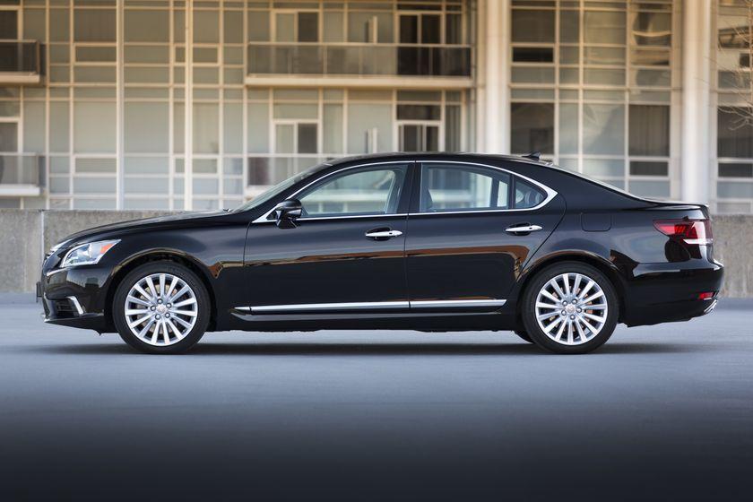 2013 Lexus LS460 6