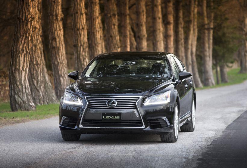 2013 Lexus LS460 7