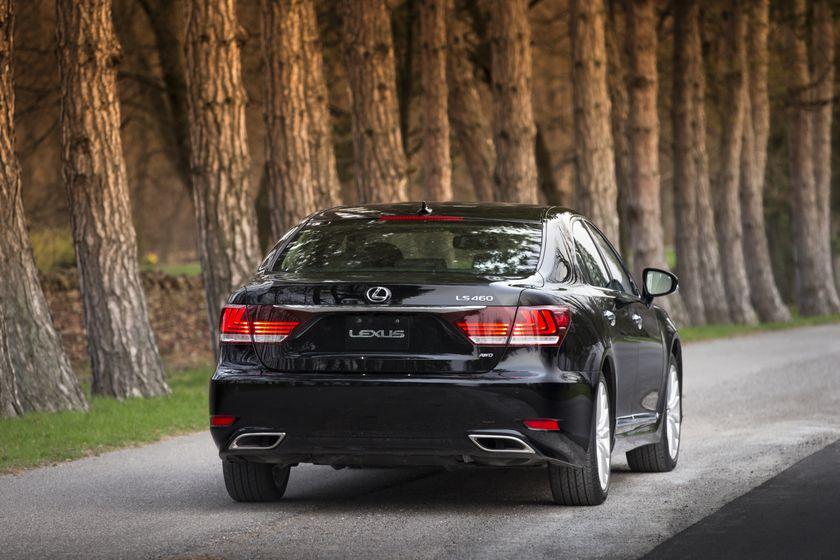 2013 Lexus LS460 8