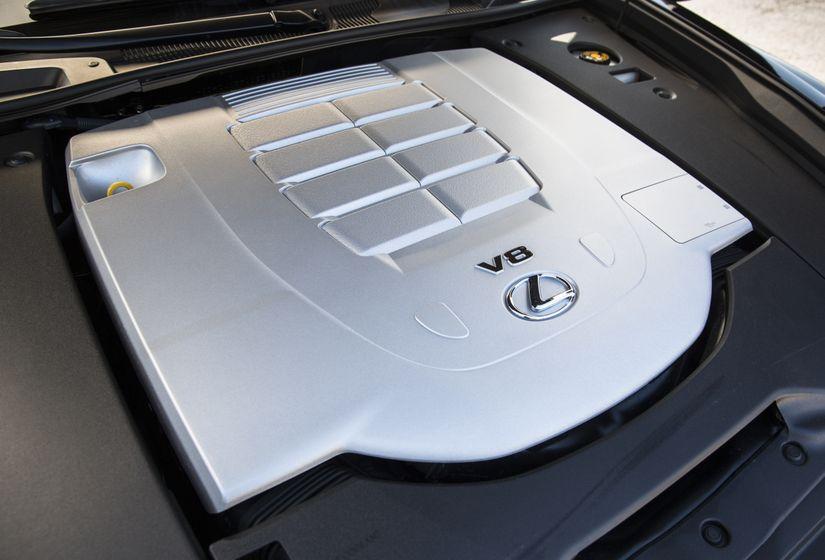 2013 Lexus LS460 21