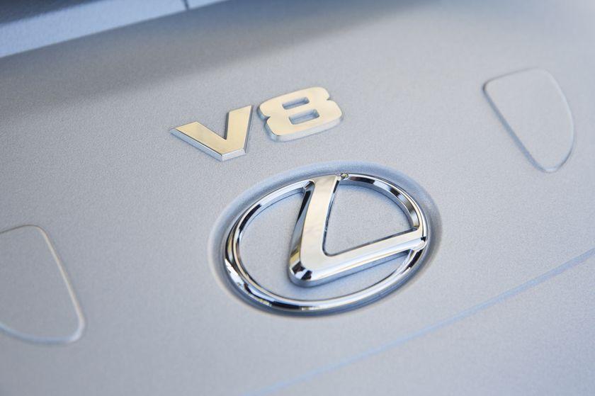 2013 Lexus LS460 22