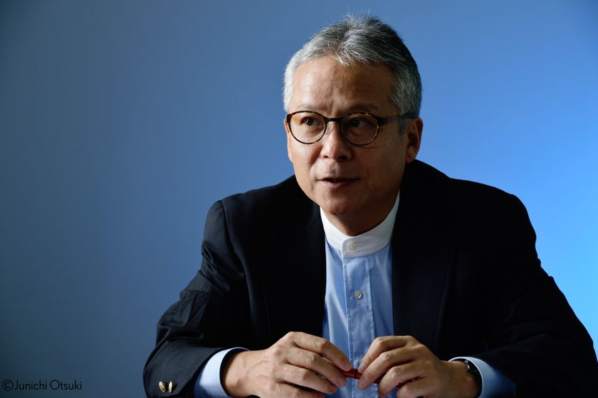 MIT Professor Ishii