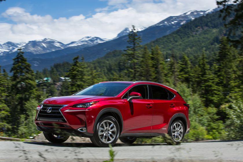 Crossover Suvs Lexus Canada