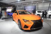 2015 Montreal International Auto Show | Lexus