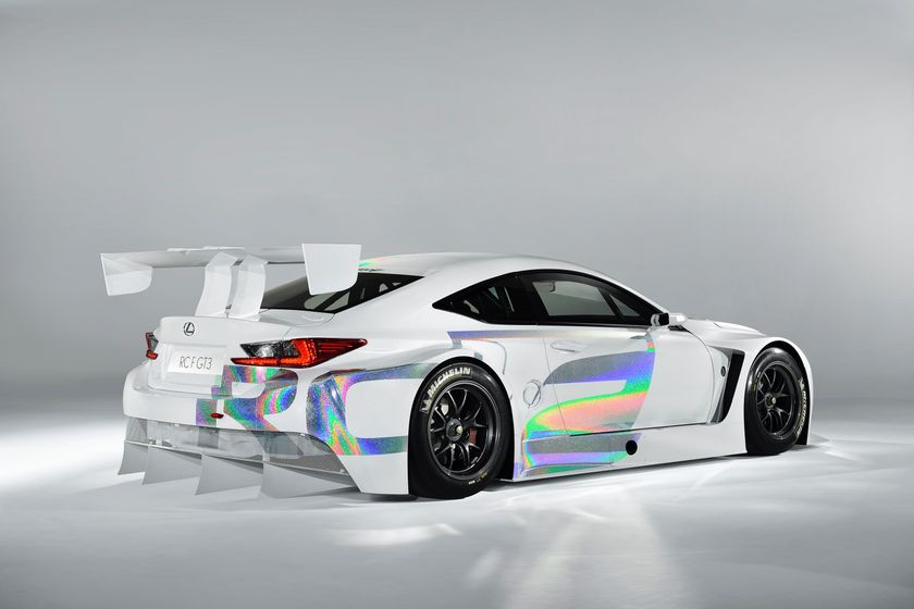 Lexus RC F GT3 Concept 009
