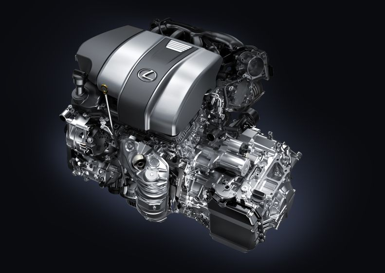 016_2016 RX 350_Engine-Transmission_NYIAS-HR