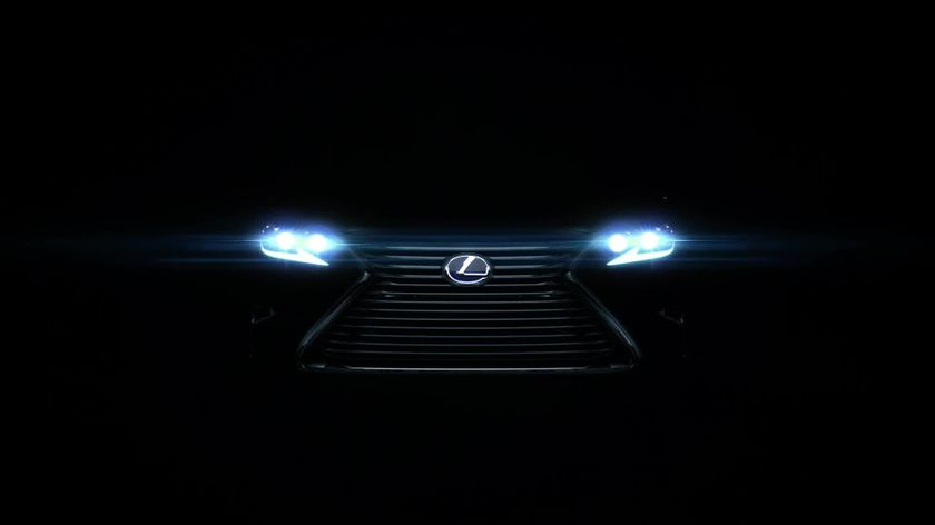 2016 Lexus ES Reveal Video