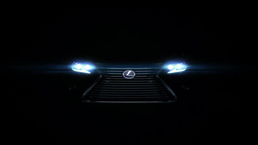 2016 Lexus ES Reveal Video