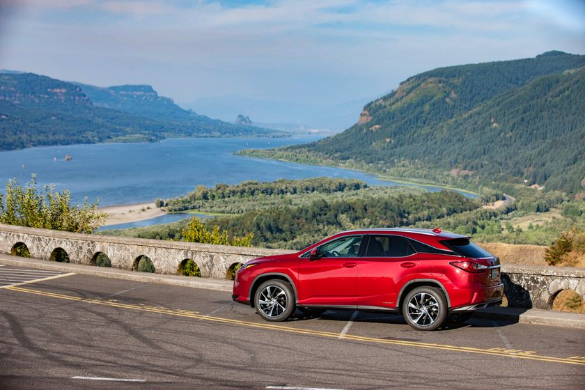 2016 Lexus RX Hybrid 04