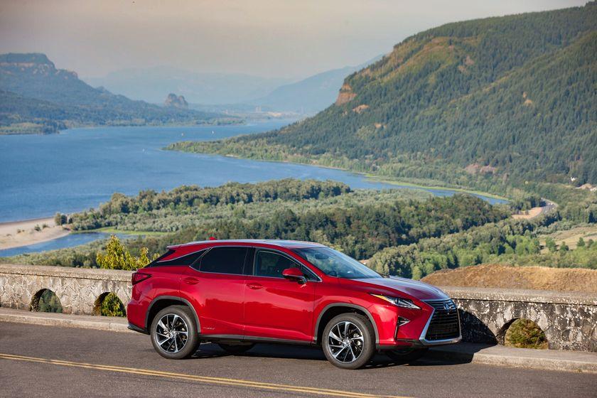 2016 Lexus RX Hybrid 05