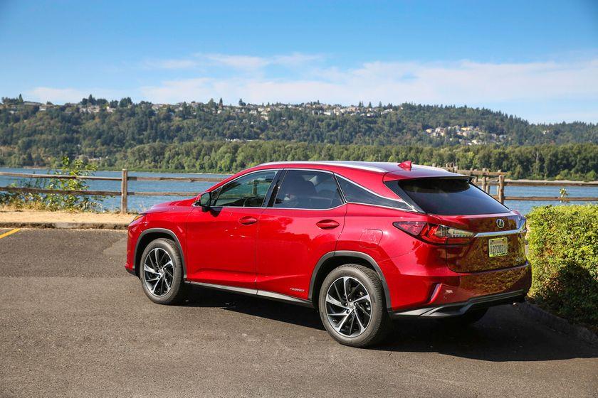 2016 Lexus RX Hybrid 07
