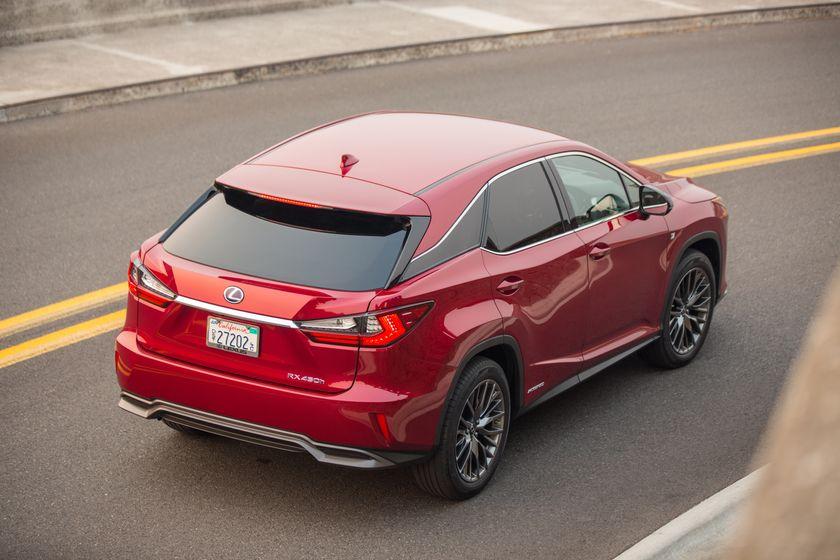 2016 Lexus RX Hybrid 13