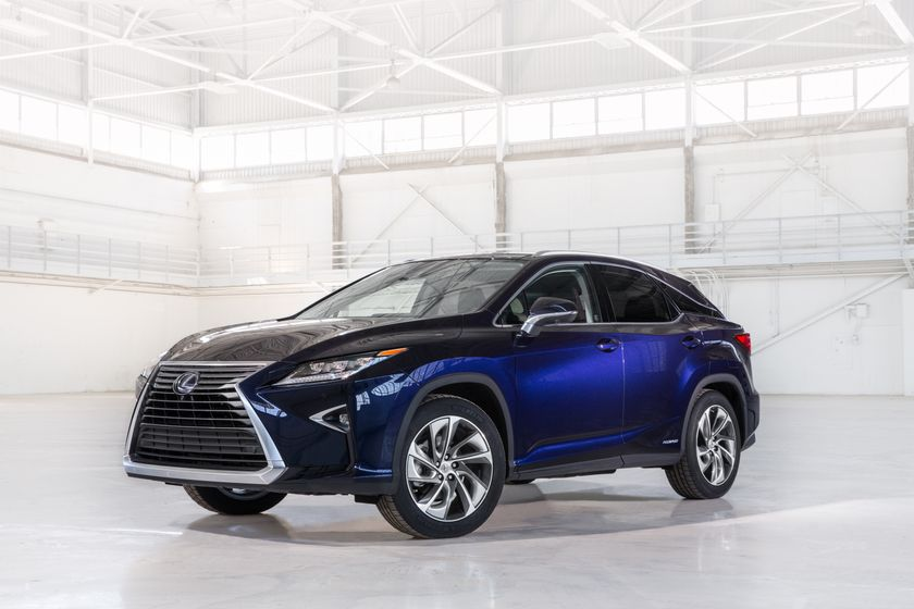 2016 Lexus RX Hybrid 15