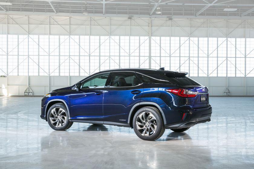 2016 Lexus RX Hybrid 16