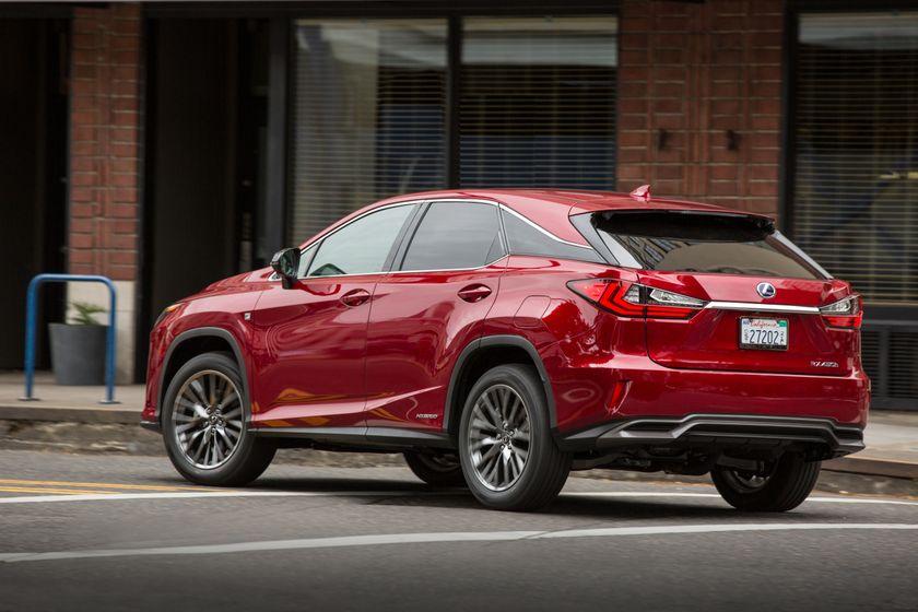 2016 Lexus RX Hybrid 22