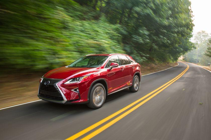 2016 Lexus RX Hybrid 28