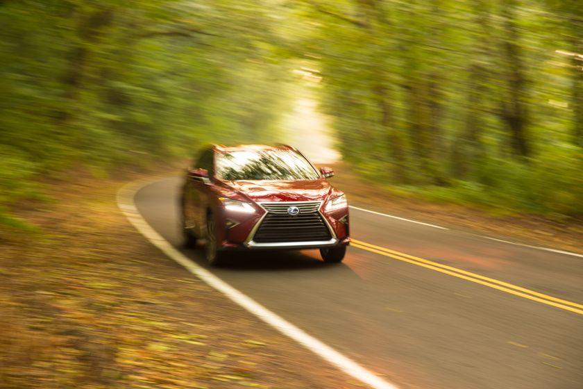 2016 Lexus RX Hybrid 33