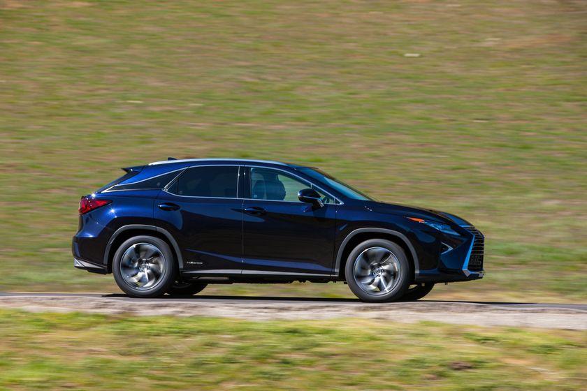 2016 Lexus RX Hybrid 34