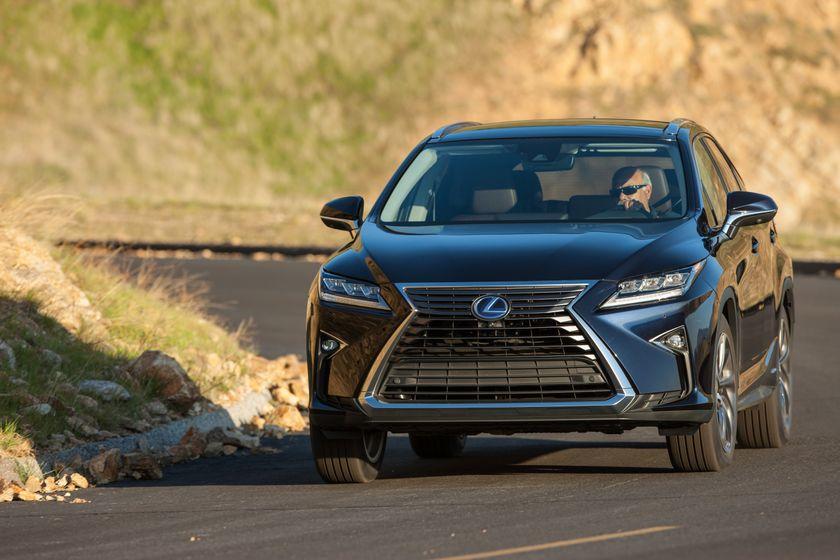 2016 Lexus RX Hybrid 35