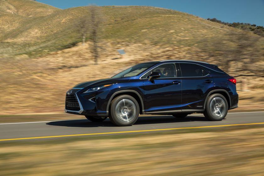 2016 Lexus RX Hybrid 36
