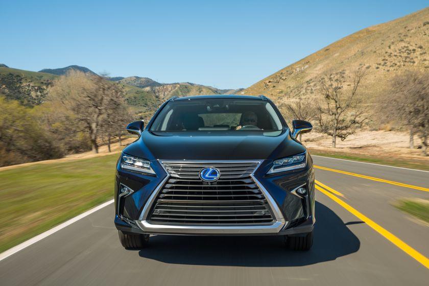 2016 Lexus RX Hybrid 37