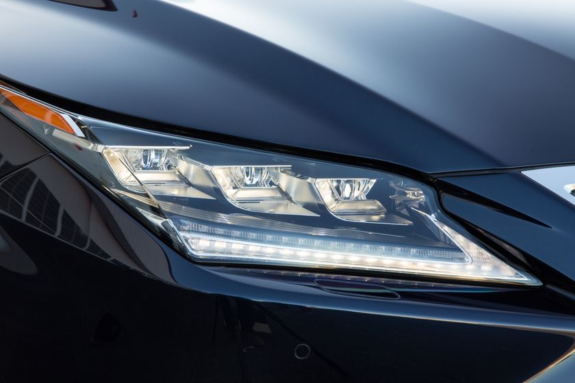 2016 Lexus RX Hybrid 40