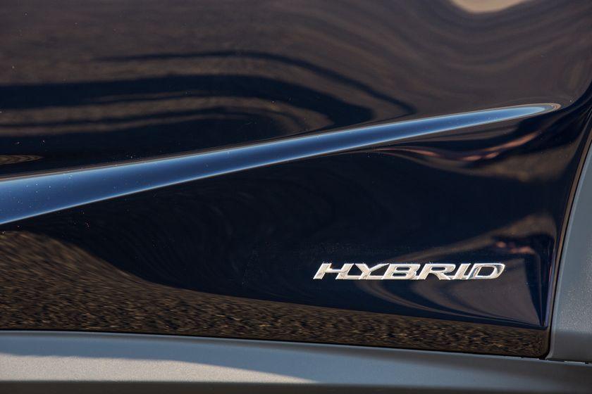 2016 Lexus RX Hybrid 42
