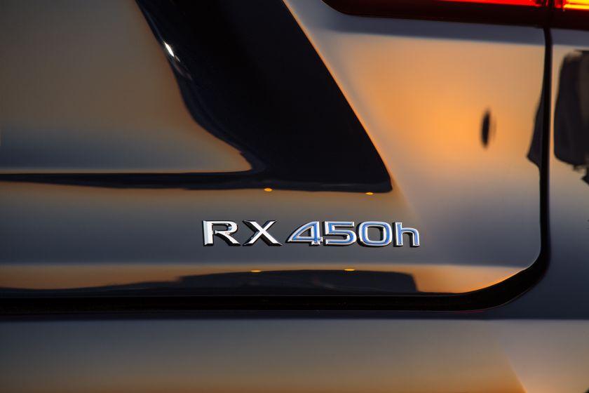 2016 Lexus RX Hybrid 44