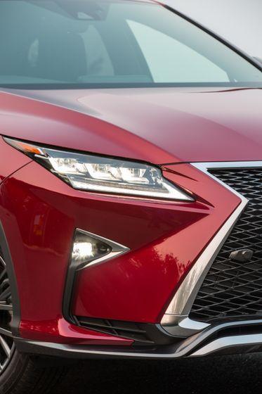 2016 Lexus RX Hybrid 48