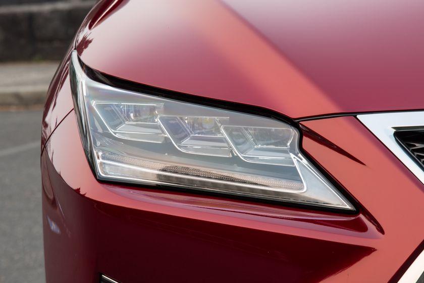 2016 Lexus RX Hybrid 50