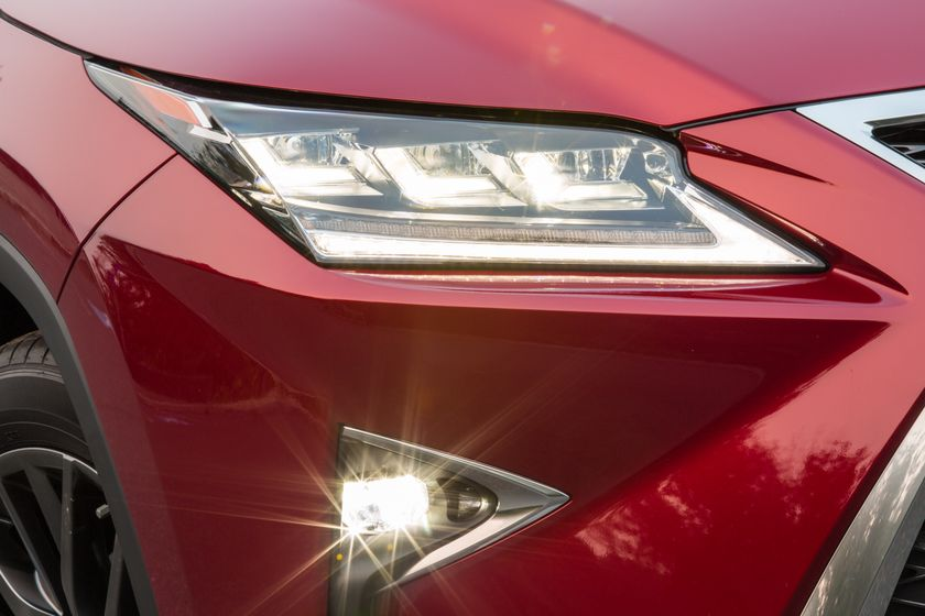 2016 Lexus RX Hybrid 52