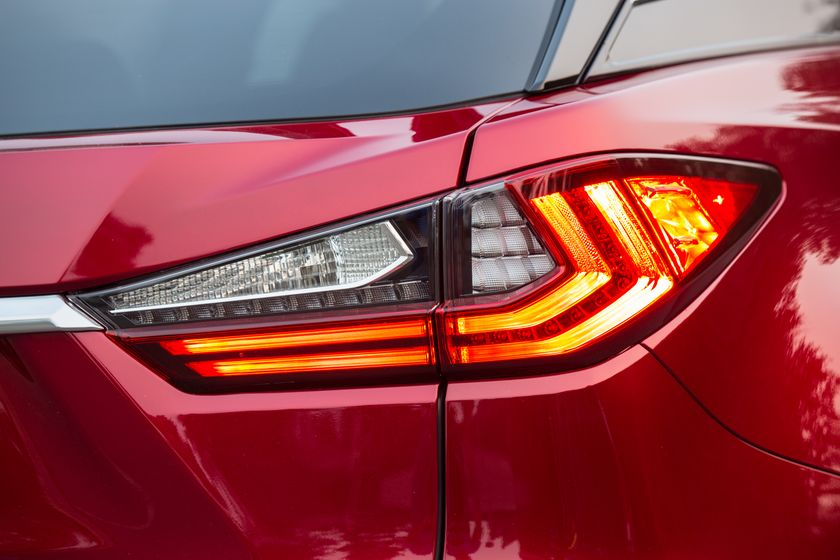 2016 Lexus RX Hybrid 53