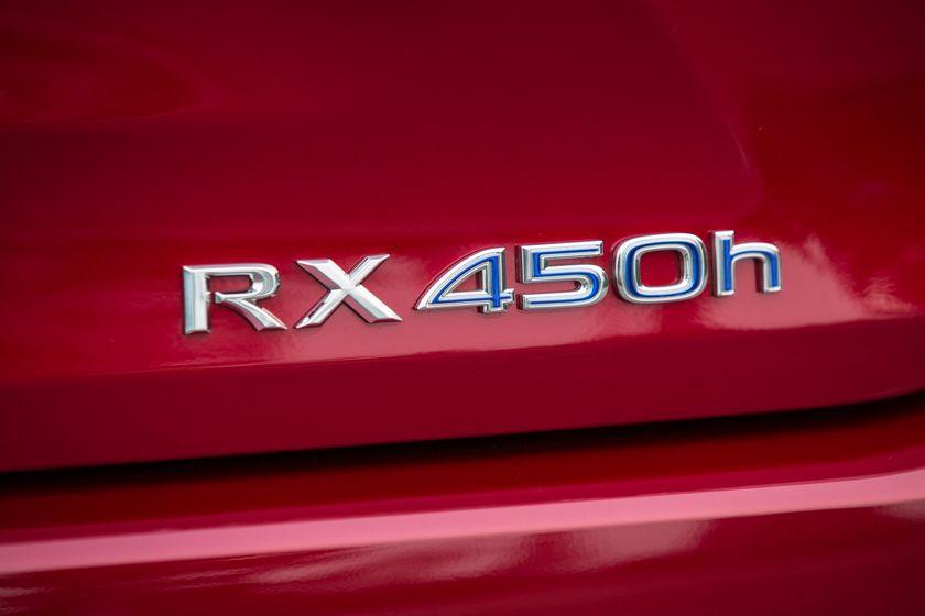 2016 Lexus RX Hybrid 54