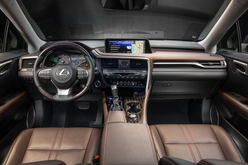 2016 Lexus RX Hybrid 56